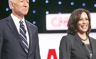 What Joe Biden And Kamala Harris Said During Their First Joint Appearance As Running Mates