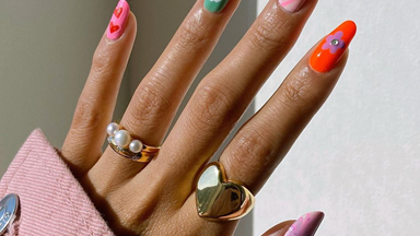 'Everything-At-Once' Manicures Are Every Bit As Chaotic As 2020