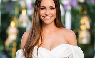 Georgina on 'The Bachelor' Australia 2020.
