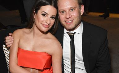 Lea Michele And Zandy Reich Have Welcomed A Baby Boy