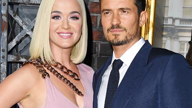 Katy Perry And Orlando Bloom Have Officially Welcomed Their First Baby