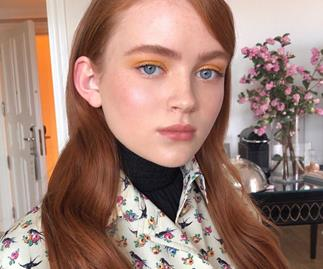 Yellow Eyeshadow Is The Sunny Beauty Trend To Embrace This Spring