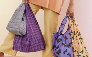 Ditching Plastic? Stock Up On These Chic Reusable Shopping Bags ASAP
