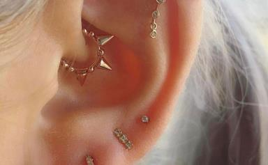 A Comprehensive Guide To Every Ear Piercing Style You Can Get