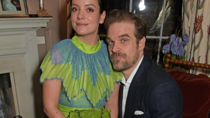 Lily Allen And David Harbour Just Got Married In Las Vegas
