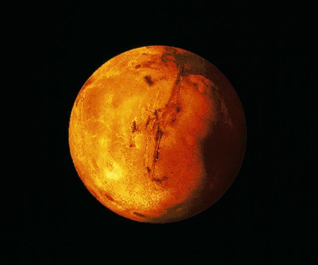 Mars Retrograde 2020.