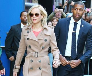 Celebrities With Pleasingly Hot Bodyguards