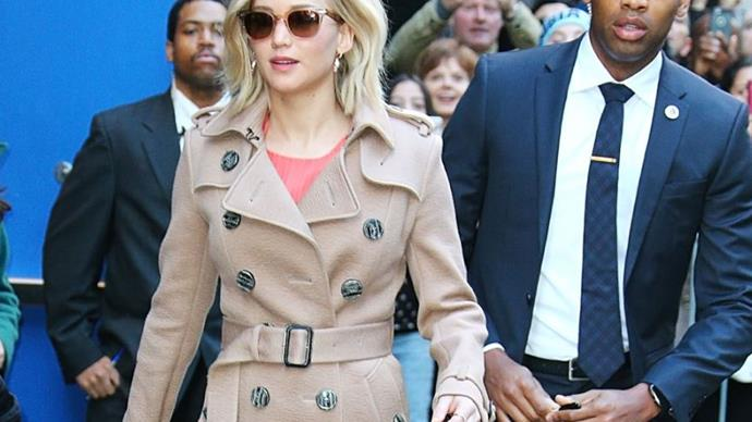 Celebrities With Pleasingly Hot Bodyguards