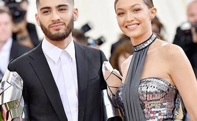 Gigi Hadid And Zayn Malik Officially Welcome Their First Child