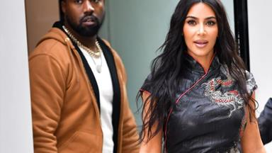 Kim Kardashian Is Reportedly 'At The End Of Her Rope' With Kanye West After His Tweets And 'Broken' Promises