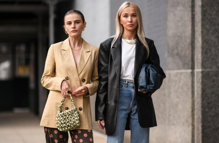 All The Best Street Style (And Face Mask) Moments From NYFW Spring/Summer 2021