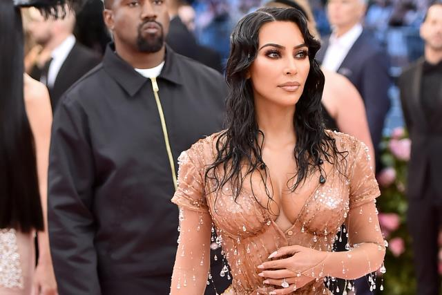 Kim Kardashian reportedly planning to divorce Kanye West.