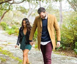 Bachelor Australia Locky and Bella.