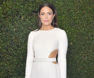 Mandy Moore Announces She's Pregnant With Her First Baby Boy With Husband Taylor Goldsmith