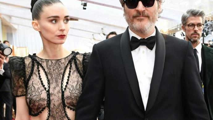 Rooney Mara And Joaquin Phoenix Have Welcomed Their First Child And The Name Will Make You Weep