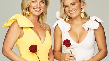 'The Bachelorette's' Elly And Becky Talk Sisterhood, Past Relationships And How Their Dating Styles Have Changed