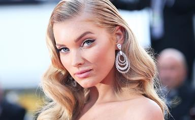Elsa Hosk Announces She's Expecting Her First Child With Boyfriend Tom Daly