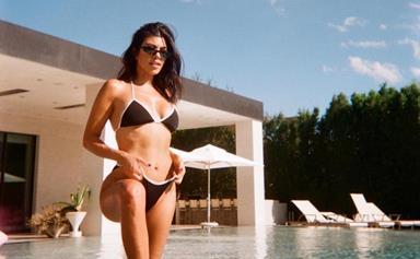 Kourtney Kardashian's Exact Diet And Exercise Routine