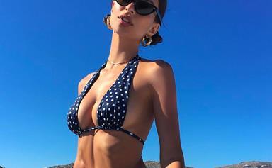 Emily Ratajkowski's Exact Diet And Exercise Routine
