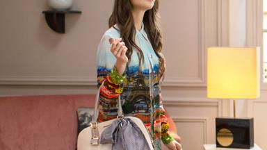 Ranking The Fashion In 'Emily In Paris' From Most To Least 'Ringarde'