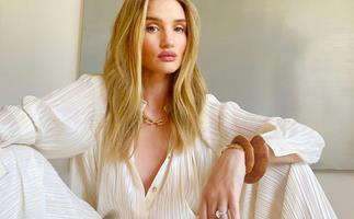 Rosie Huntington Whiteley's Diet and Fitness Routine