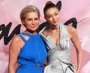 Yolanda Hadid Shares A Sweet Snap Of Gigi Hadid And Zayn Malik's Baby Girl