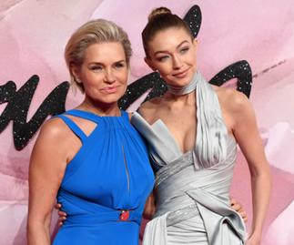 Yolanda Hadid Shares A Sweet Snap Of Gigi Hadid And Zayn Malik's Baby Girl