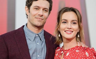 Adam Brody Jokes That He and Leighton Meester 'Dress Up' As Seth And Blair Every Year