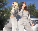 Kim Kardashian And Paris Hilton Reunited In Velour Tracksuits And The Internet Has Lost It