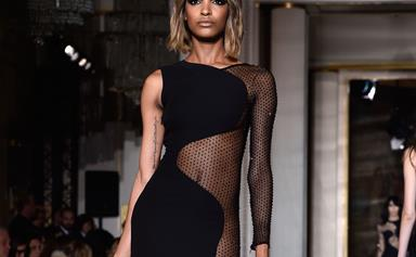 19 Of The Sexiest-Ever Fashion Show Moments