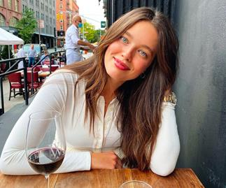 Model Emily DiDonato's Wedding Announcement Was One Of The Most Chic Of All Time