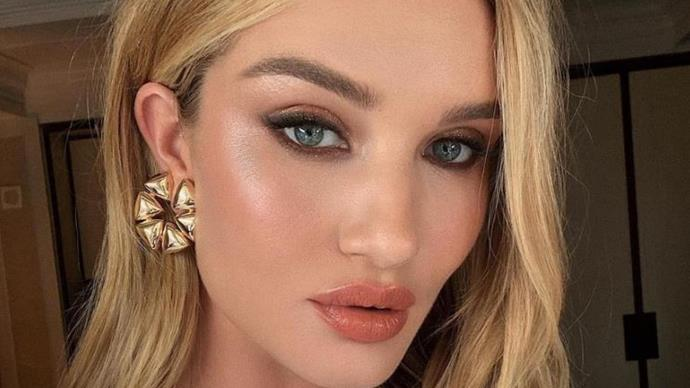 The 11 Beauty Products Rosie Huntington-Whiteley Swears By For Her Everyday Makeup Look
