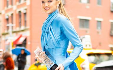 Gigi Hadid Thanks Gift Givers For 'Spoiling' Her Daughter With Items We Could Only Dream Of Owning