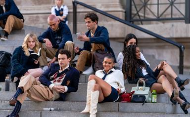 Meet The Cast Of The Upcoming 'Gossip Girl' Reboot