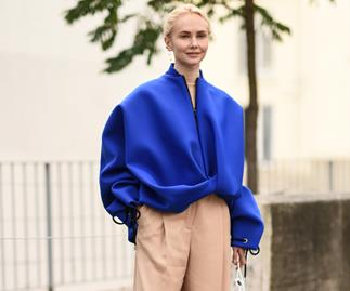 Yves Klein Blue Is The Ultramarine Colour Trend That's Set To Dominate This Season