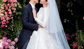 13 Celebrity Pairs Who Wore Similar Wedding Dresses On Their Big Day