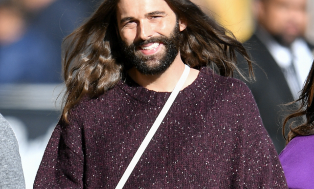 Our Lord And Saviour, Jonathan Van Ness, Slams John Cleese Over Transphobic Comments