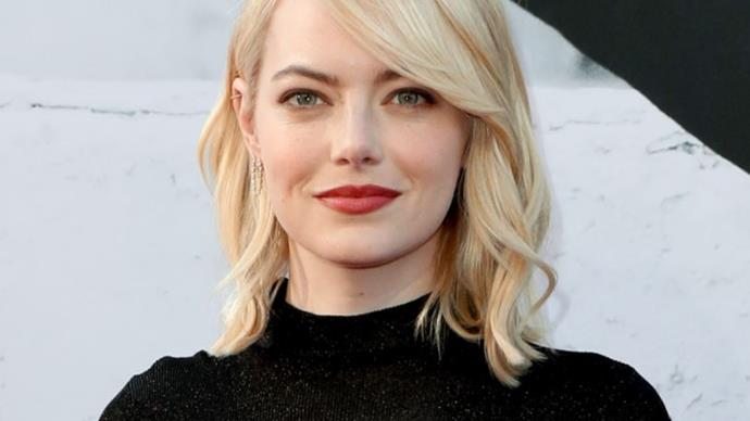 Emma Stone Recalls The Hilarious Encounter She Had With Angelina Jolie At The 2011 Golden Globes