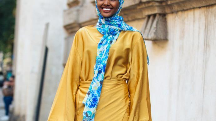 Halima Aden.