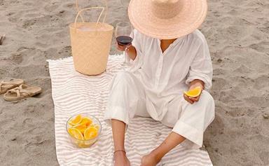 The 14 Best Beach Bags To Shop For An Australian Summer