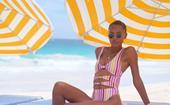 8 Stylish Beach Umbrellas For Dreamy Days By The Sea