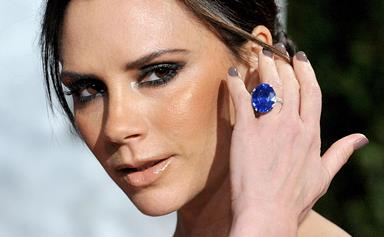 A Look At All 15 Of Victoria Beckham's Insane Engagement Rings