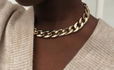 Chunky Chain Jewellery Is Having An (Extended) Style Moment And It's Not Going Anywhere