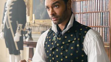 Meet Regé-Jean Page, The Actor Who Plays The Dashing Duke Of Hastings In 'Bridgerton'