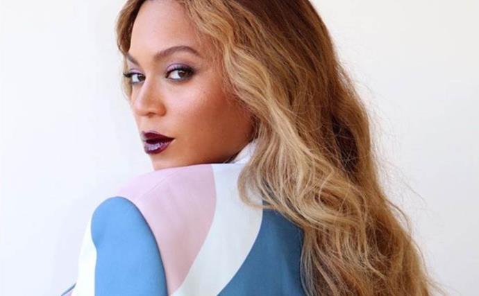 Beyonce's hair.