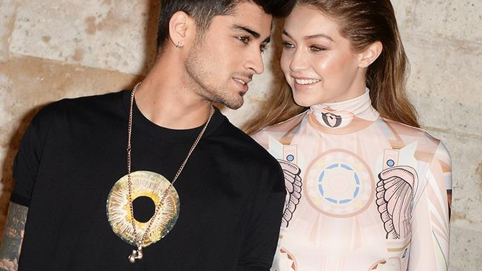 We Finally Know The Name Of Zigi's Baby Girl And It's Perfect