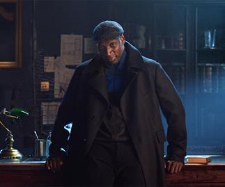 Omar Sy as Lupin