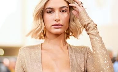 Hailey Bieber Is Set To Join The Celebrity Beauty Brand Bandwagon With 'Rhode' Beauty