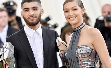 Thanks To Their Daughter, Gigi Hadid And Zayn Malik Reach Peak Couple Goals With Identical Ink