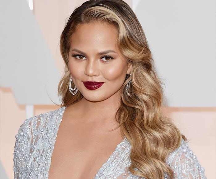 Chrissy Teigen's Lip Fillers Gone Wrong Are Actually Just Allergies